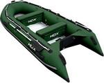 Надувная лодка  HDX  OXYGEN 370 AL зеленая 29738