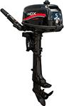 Мотор лодочный  HDX  R series T 5 BMS 84995