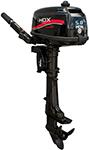 Мотор лодочный  HDX  R series T 5,8 BMS 94150