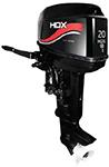 Мотор лодочный  HDX  T 20 BMS 35739