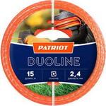 Аксессуар для садовой техники и инвентаря  Patriot  Duoline 240-15-6 805401161