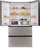 Многокамерный холодильник  Ascoli  ACDI 480 W cтальной
