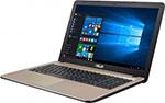 Ноутбук  ASUS  D 540 YA-DM 708 D (90 NB0CN1-M 10610) Chocolate Black