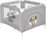 Манеж  Lorelli  Play station Серый / Grey Cute Kitten 10080401805