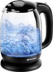 Чайник электрический  Kitfort  КТ-625-5 серый