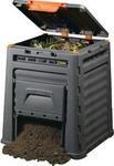 Прочая садовая принадлежность  Keter  ECO Composter черный 17181157