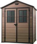 Хозяйственная постройка  Keter  Scala 6x5 коричневый 17202393