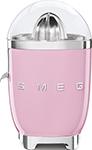 Соковыжималка для цитрусовых  Smeg  CJF 01 PKEU розовая