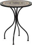 Мебель для дачи  Tetchair  Secret De Maison Romeo (PL 08-1070-1-GBRN) (черный с мозайкой) 11874