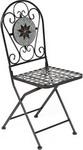 Мебель для дачи  Tetchair  Secret De Maison Vicenza (PL 08-1070-1-GBRN) (черный с мозайкой) 11875