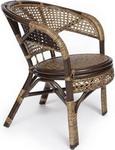 Мебель для дачи  Tetchair  PELANGI 02/15 B без подушки (орех) 12496