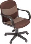 Офисное кресло  Tetchair  BAGGI (ткань, коричневый/бежевый, 08/12)