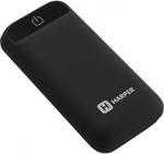Портативное универсальное зарядное устройство  Harper  PB-2605 Black
