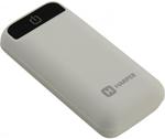 Портативное универсальное зарядное устройство  Harper  PB-2605 White