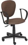 Офисное кресло  Tetchair  СН413 (ткань, коричневый, 3М7-147)