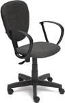 Офисное кресло  Tetchair  СН413 (ткань, серый, 207)
