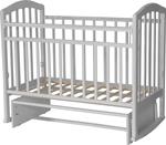 Детская кроватка  Sweet Baby  Emilia Bianco (Белый)