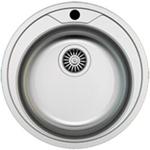 Кухонная мойка  Zigmund & Shtain  KREIS 510.7 polished
