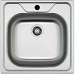 Кухонная мойка  Zigmund & Shtain  PLATZ 500.6 polished