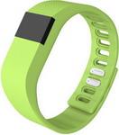 Умные часы и браслет  Qumann  QSB 07 зеленый