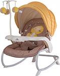 Шезлонг  Lorelli  Dream Time Бежево-желтый / Beige&Yellow My Baby 1809 10110061809