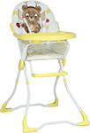 Стульчик для кормления  Lorelli  Marcel (Candy) Желтый / Yellow Fairy Bear 10100321823