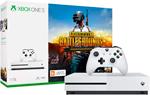 Игровая приставка  Microsoft  Xbox One S 1 ТБ + PlayerUnknown`s код + XboxLiveGold 1м. + Game Pass 1м + геймпад (комплект)