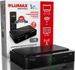 Цифровой телевизионный ресивер  Lumax  DV 2105 HD
