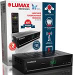 Цифровой телевизионный ресивер  Lumax  DV 3201 HD