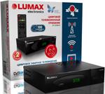 Цифровой телевизионный ресивер  Lumax  DV 3208 HD