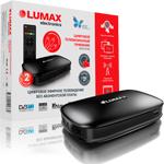 Цифровой телевизионный ресивер  Lumax  DV 2101 HD