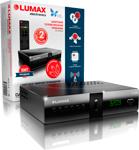 Цифровой телевизионный ресивер  Lumax  DV 3209 HD