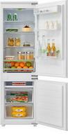 Встраиваемый двухкамерный холодильник  Midea  MRI 7217