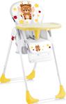 Стульчик для кормления  Lorelli  Tutti Frutti Желтый / Yellow Fairy Bear 10100261823
