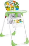 Стульчик для кормления  Lorelli  Tutti Frutti Зеленый / Green Jungle 10100261821