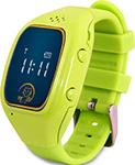 Детские часы с GPS поиском  Ginzzu  GZ-511 green, 0.66``, micro-SIM 16944