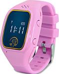 Детские часы с GPS поиском  Ginzzu  GZ-511 pink, 0.66``, micro-SIM 16942