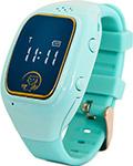 Детские часы с GPS поиском  Ginzzu  GZ-511 blue, 0.66``, micro-SIM 16943