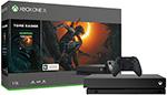 Игровая приставка  Microsoft  Xbox One X 1 ТБ + Shadow of the Tomb Raider (CYV-00106)