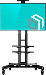 Подставка, стойка, полка для телевизора и аппаратуры  ONKRON  TS 1552 черный