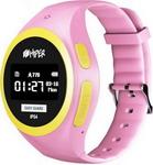Детские часы с GPS поиском  Hiper  EasyGuard PINK (EG-01 PNK)
