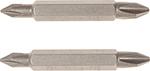 Ключ и отвертка  IRWIN  1/4`` Ph1/Ph2 50мм 2 шт., 10504393