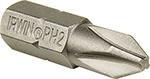 Ключ и отвертка  IRWIN  1/4`` Ph2 25мм 2 шт., 10504388