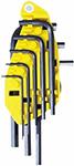 Набор инструментов  Stanley  8шт. (дюйм, 1/16``-1/4``) 0-69-252