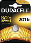 Батарейка, аккумулятор и зарядное устройство  Duracell  CR 2016