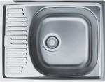 Кухонная мойка  FRANKE  ETL 611-56 3,5``, обор, пер. 101.0174.550