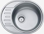 Кухонная мойка  FRANKE  POLAR нерж PXN 611-57 101.0380.073