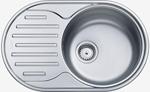 Кухонная мойка  FRANKE  POLAR нерж PXN 611-71 101.0380.072