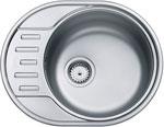 Кухонная мойка  FRANKE  POLAR нерж PXL 611-57 101.0443.085