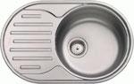 Кухонная мойка  FRANKE  POLAR нерж PXL 611-71 101.0443.084